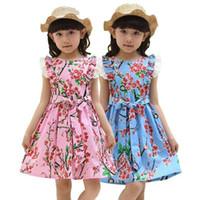 Summer Dress 2016 Dresses For Girls of 12 years Sleeveless P...