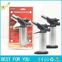 Metal Melting Butane Jet Torch lighter Portable brazing sold...