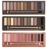HOT new Makeup Eye Shadow NUDE 12 color eyeshadow palette 15...