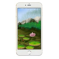 Самый дешевый 3G WCDMA Goophone i7 V4 1: 1 Клон Quad Core MTK6580 1.3GHz 1GB 8GB + 32GB Android 6.0 ОС IOS 10 Theme 4.7inch IPS 1280 * 720 HD смартфон