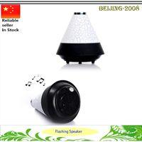T12 Stereo Bluetooth Wireless Speaker W Desk Colorful Lamp L...