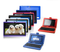 7inch AllWinner Q88 A33 Quad Core Android 4. 4 Tablets 4GB 51...