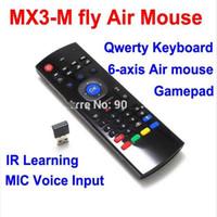 Genuine U1 Keyboard Fly AirMouse Mini Wireless Remote G Sens...