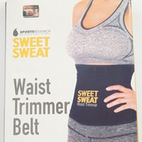 Sweet Sweat Premium Waist Trimmer for Men & Women Slimming B...