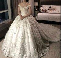 Элегантный кружевном платье высокого качества на заказ для свадебного платья :)