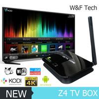 Z4 android 5. 1 Lollipop OS RK3368 Octa Core 64Bit TV Box Z4 ...