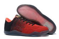 Cheap Kobe XI Elite Low Basketball Shoes Men 100% Original 2...