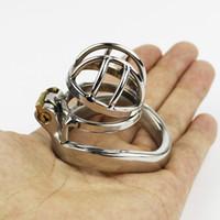 New Super Small Male Chastity Device Extreme Confinement Sta...