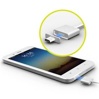 micro USB Cable - Silver micro Magnetic Cable Line, Quick Ch...