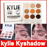 hot sell Kylie Eyeshadow Cosmetics Jenner Kyshadow pressed p...