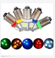 50PCS BA9S T11 5SMD 12V 5050 Car LED Light Interior Bulb Lam...