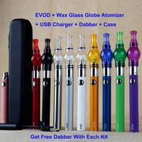 Hot Sell in US Wax Vaporizer Vape Pen Dab Wax Glass Globe Do...