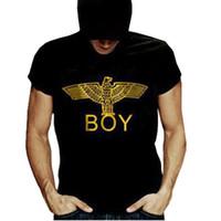 New 2016 Novel T Shirt Brand Men Newest Printed Boy London T...