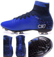 Mercurial Superfly CR7 FG Soccer shoes, 2016 new 10 generatio...