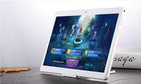 2016 nouveau PC de tablette de 10 pouces huit coeur 16GB-64GB tablette d'ordinateur portable 2056 * 1600 HD métal de téléphone de tablette de rétine 3G / 4G 4 couleurs