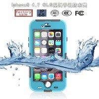 Underwater Waterproof Cases For iPhone 6s 6 Plus Samsung Gal...