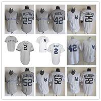 Mens New York Yankees 2 Derek Jeter 68 Dellin Betances 42 Ma...