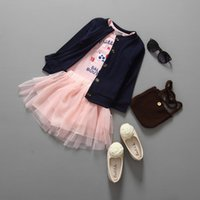 kids clothes baby girl clothes Pink Short sleeve t- shirt + S...