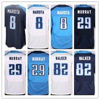 Titans 8 Marcus Mariota 29 DeMarco Murray 82 Walker Football...