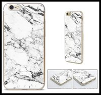 Soft TPU Case Marble Case for iPhone SE 5 6 6+ for Samsung G...