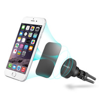 Gros-BlitzWolf BW-MH1 360 Magnetic Holder Degree Rotation Car Air Vent Mount Pour iPhone Pour Samsung Pour Xiaomi
