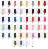 85*180cm Super Large Latest Fashion 44 Colors Available Soli...