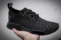 2016 nmd runner boost primeknit R1 Moonrock shoes , discount ...
