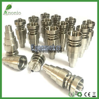 Factory Directly Selling 100pcs 6 in 1 Titanium Nail Gr2 Dom...