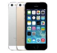 Réformé iPhone d'Apple 5S déverrouillés iPhone 5S i5S Mobile Phone Dual Core 16GB 4.0