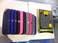 2016 Heavy Duty Hybrid Case Anti Shock pour iPhone 7 Plus 6s 5s Galaxy S7 S6 bord Note 5 Protector 7 écran avec clip