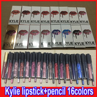 Latest KYLIE JENNER LIP KIT liner Kylie Lipliner pencil Velv...
