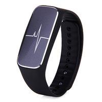 L18 IP54 Bluetooth Smart Wristband bracelet BT4. 0 With Blood...