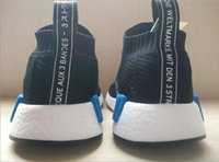 HOT SHOES MAN RUNNING SHOES NMD City Sock PK Shoes Mens Spor...