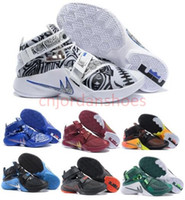 2016 Hot sale cheap and top quality Lebrons Soldier 9 XI man...