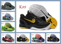 2016 New Brand Mens Kobe Bryant 6 Flynits Retired Basketball...
