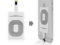 Qi Chargeur récepteur sans fil de charge Récepteurs Receptor Adaptateur Pad Coil pour Samsung Galaxy S3 S4 S5 Note 2 3 iphone 5S 6 6S