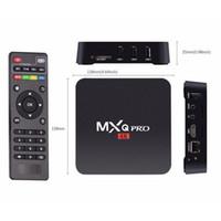 Hot MX2 MXQ PRO 4K Amlogic S905 1GB 8GB Quad Core 64Bit Andr...