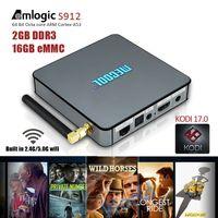 BB2 PRO TV Box Amlogic S912 Octa core Android 6. 0 2G+ 16G Mal...