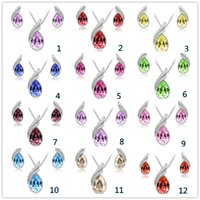 Brincos colar de alta qualidade austríaca jóia de cristal conjunto com colar de strass e brincos moda jóias de cristal conjunto de jóias A0173