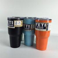 Multi color YETI 30 OZ Cup Cooler YETI Rambler Tumbler For T...