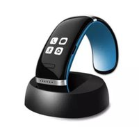 1-pouce montre bracelet montre mouvement de l'eau et de la sueur built-in moniteur de fréquence cardiaque surveiller le sommeil minuterie pour Android ios téléphone
