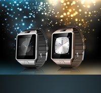 DZ09 Smart Watch smartwatch écran tactile de 1,56 pouces avec caméra et télécommande cameral fonction sommeil moniteur de livraison gratuite