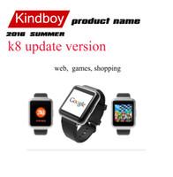 Smart Watch K8 version de mise à jour Q1 1.54