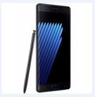Goophone Примечание 7 Край изогнутый экран MTK6592 окта Ядро 3G RAM 64G 64Bit Показанный 4G LTE 5.7inch Android 6.0 сотовый телефон