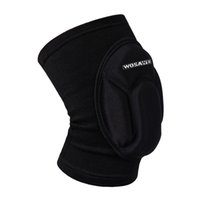 Brand WOSAWE 1PCS Elastic Knee Pads Breathable Basketball Sn...