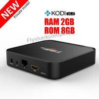 Amlogic S905X Android TV Boxes T95M 4K 2GB 8GB Best XBMC Kod...