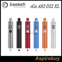Joyetech eGo AIO D22 XL Kit All- In- ONE Style 3. 5ML E- Juice C...