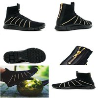 Drop Shipping Famous Olivier Rousteing Free Mercurial Black ...