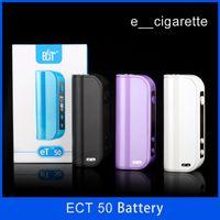 ECT box mod electronic cigarettes eT 50 box mod battery 50W ...