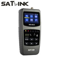 Original Satlink WS- 6933 DVB- S2 FTA C&KU Band Satellite Find...